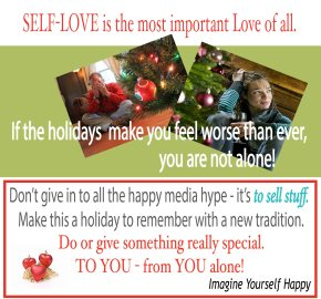 Self-Love – A New Holiday Tradition