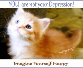 You Are NOT Your Depression: keeping your challenges separate from youridentity