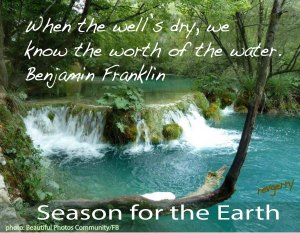 waterfallinriver_Beautiful Photos_STE_WORTH