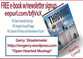 """SUPER Excited – Fabulous FREE Gift – Corey Poirier's """"THRIVING"""""""