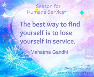 SHS Gandhi