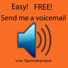 New! Voicemail Button In Sidebar